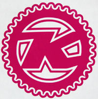 Kona Chainring Sticker-Sticker Blimp Decals