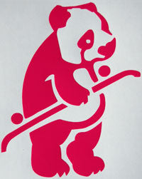 LRG Team Panda Sticker-Sticker Blimp Decals