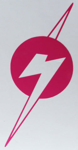 Lightning Bolt Surfboards Solo Sticker-Sticker Blimp Decals