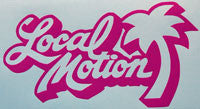 Local Motion Sticker-Sticker Blimp Decals