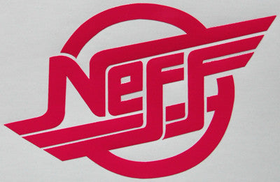 Neff Chester Sticker-Sticker Blimp Decals