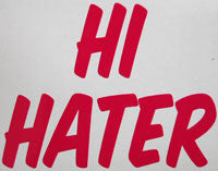 Neff Hi Hater Sticker-Sticker Blimp Decals