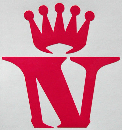 Nidecker Crown Sticker-Sticker Blimp Decals