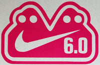 Nike SB Men Sticker-Sticker Blimp Decals