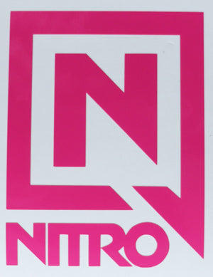 Nitro Multi Sticker-Sticker Blimp Decals