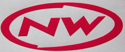 Northwave Oval Sticker-Sticker Blimp Decals