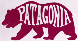Patagonia Heaven Sticker-Sticker Blimp Decals