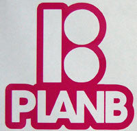 Plan B Full Sticker-Sticker Blimp Decals