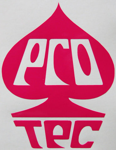Pro-Tec Sticker-Sticker Blimp Decals