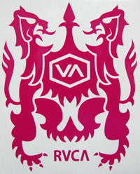 RVCA Crest Sticker-Sticker Blimp Decals