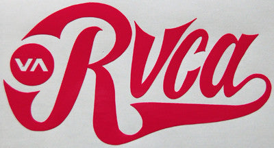 RVCA Fancy Sticker-Sticker Blimp Decals