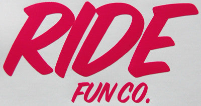 Ride Fun Co Sticker-Sticker Blimp Decals
