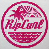 Rip Curl Aloha Sticker-Sticker Blimp Decals