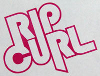 Rip Curl Funky Sticker-Sticker Blimp Decals