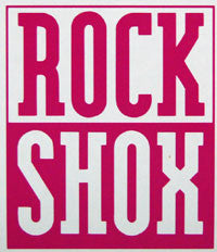 Rock Shox Retro Sticker-Sticker Blimp Decals