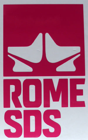 Rome Fresher Sticker-Sticker Blimp Decals