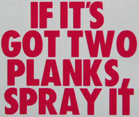 Rome Two Planks Sticker-Sticker Blimp Decals