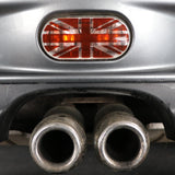 Gen 1 Union Jack Rear Fog Light Stickers-Sticker Blimp Decals