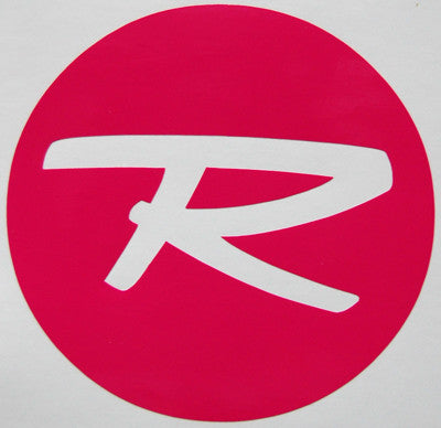 Rossignol R Round Sticker-Sticker Blimp Decals