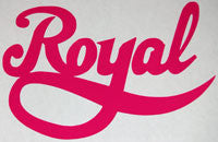 Royal Trucks Sticker-Sticker Blimp Decals