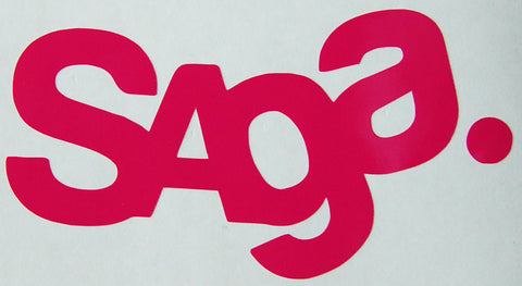 Saga Outerwear Inner Sticker-Sticker Blimp Decals