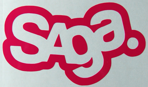 Saga Outerwear Sticker-Sticker Blimp Decals