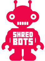 Shred Bots Full Sticker-Sticker Blimp Decals