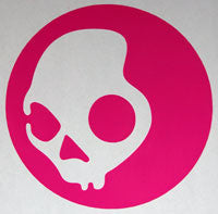 Skullcandy Round Sticker-Sticker Blimp Decals