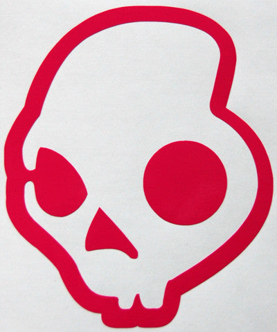 Skullcandy Outline Sticker-Sticker Blimp Decals