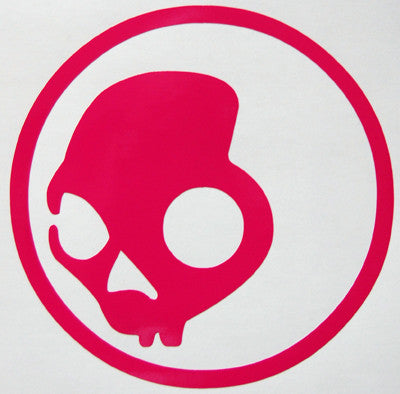 Skullcandy Round Outer Sticker-Sticker Blimp Decals