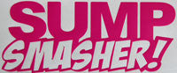 Sump Smasher Sticker-Sticker Blimp Decals