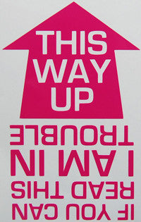 This Way Up Sticker-Sticker Blimp Decals