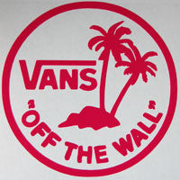 Vans Off The Wall Broloha Sticker-Sticker Blimp Decals