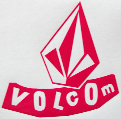 Volcom Double Sticker-Sticker Blimp Decals