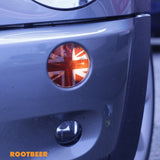 Gen 1 Union Jack DRL Stickers-Sticker Blimp Decals