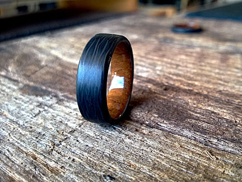 Carbon Case (Customizable Ring)