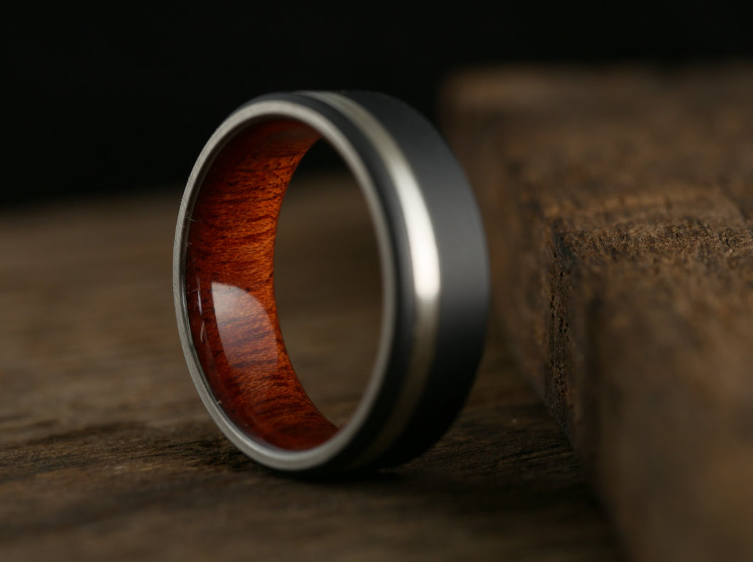 Black Duality+ (Bloodwood & Silver)