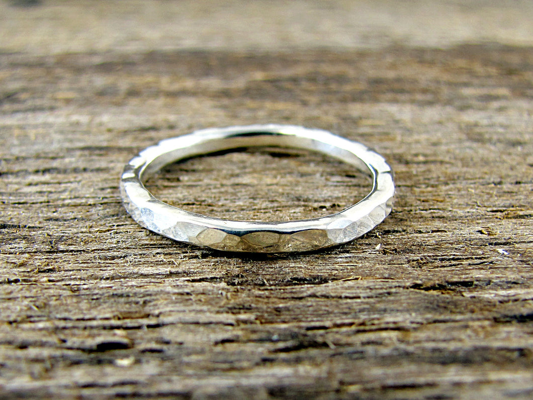 Sliver Stack - Women's Stacking Ring