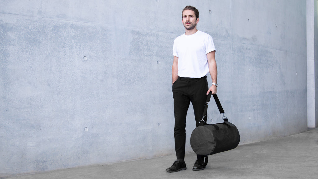 sustainable, fashion, minimalist, rucksack, backpack,