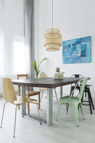 5 Trendy Table Design Ideas to Spice Up Your Room