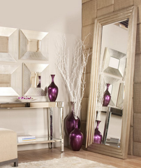 Home Decor Trends Wall Mirrors Accent Furniture