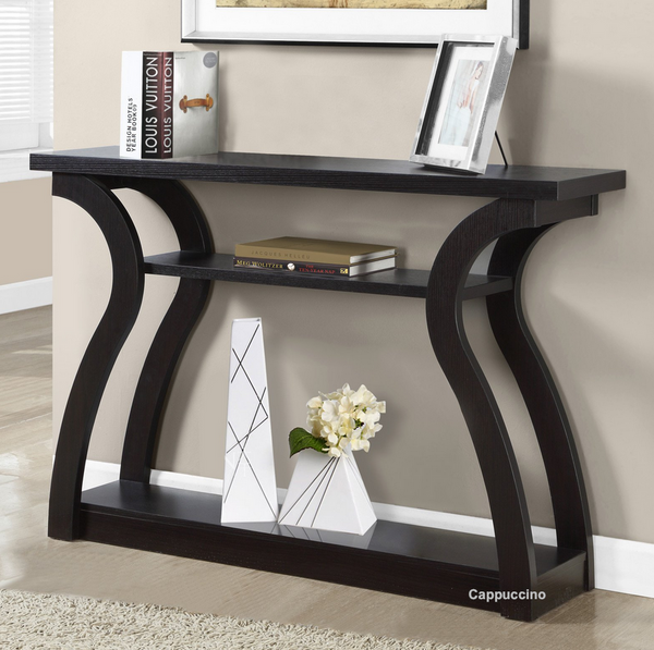 Curved Modern Console Table - Christian's Table
