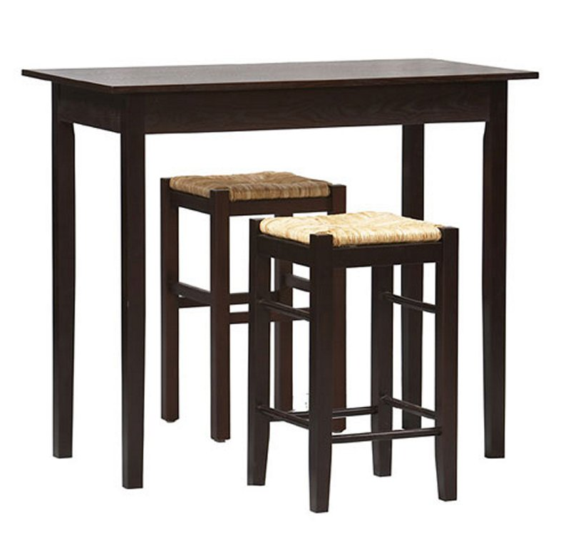 Counter Height Table Set - 3 Piece - Christian's Table