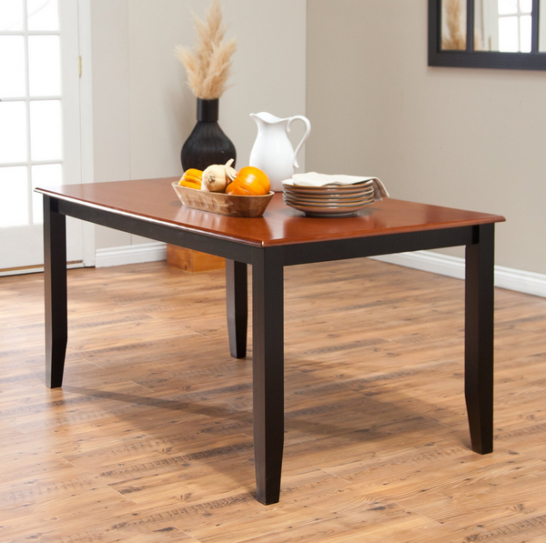 Two Tone Dining Table - Christian's Table