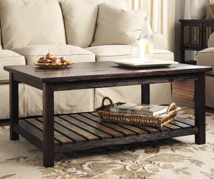 Reclaimed Style Coffee Table - Christian's Table