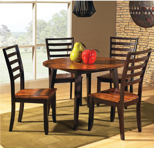 Round Dining Table Set - 5 Piece - Christian's Table