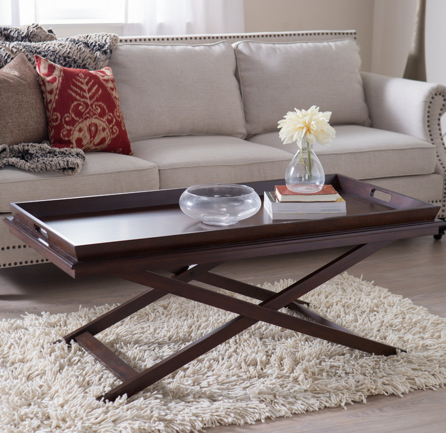Tray Top Coffee Table - Christian's Table