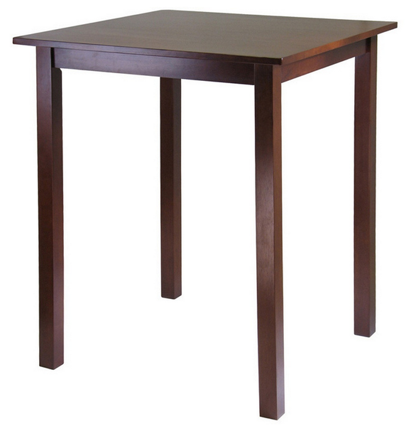 Square Pub Bar Height Table