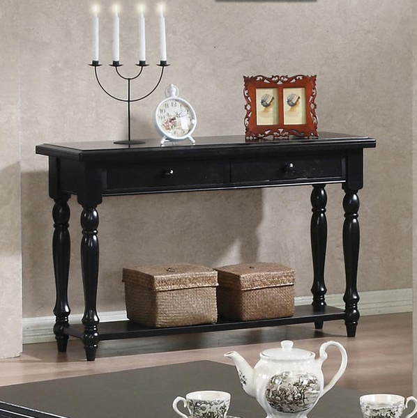 Cottage Farmhouse Console Table - Christian's Table