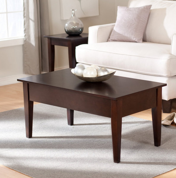 Lift Top Coffee Table - Christian's Table